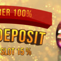 OPAJUDI BONUS NEW MEMBER GAME SLOT 100% + CASHBACK 15%